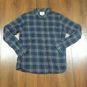 Men's plaid button down shirt XL - FINAL MARKDOWN
